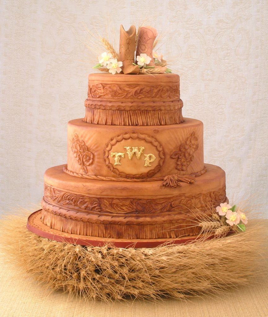 Sugar Art Portfolio - Photo: Stephe Tate - Wedding Cake Food Stylist Patricia Bullock