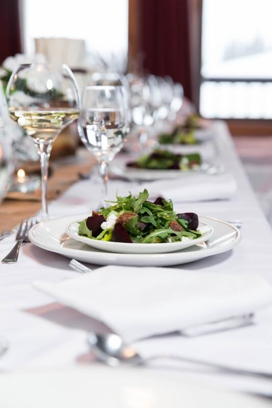 Purcell Mountain Lodge - Photo: Bruce Clarke - Patricia Bullock Food Stylist