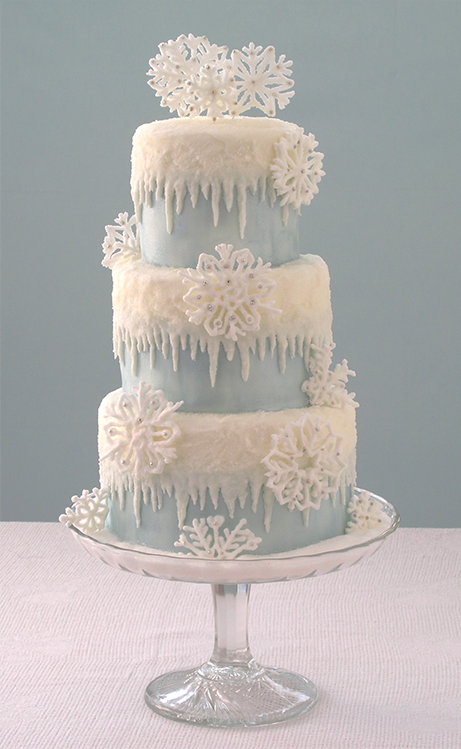 Sugar Arts Portfolio - Photo: Stephe Tate - Wedding Cake Design and Food Styling by Patricia Bullock